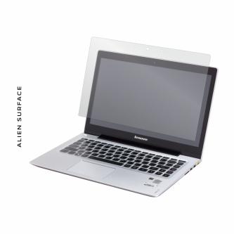 Lenovo IdeaPad U330 Touch 13.3 inch folie protectie Alien Surface