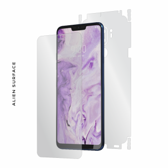 LG G7 ThinQ folie protectie Alien Surface