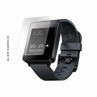 LG G Watch W100 folie protectie Alien Surface