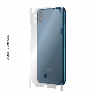LG K20 folie protectie Alien Surface