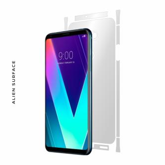LG V30S ThinQ folie protectie Alien Surface
