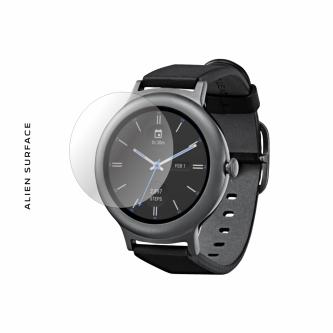 LG Watch Style folie protectie Alien Surface