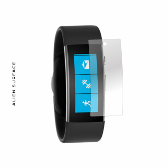 Microsoft Band 2 folie protectie Alien Surface