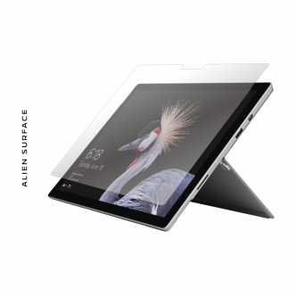 Microsoft Surface Pro 12.3 inch (2017) folie protectie Alien Surface
