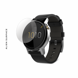 Motorola Moto 360 2nd Gen 42 mm folie protectie Alien Surface