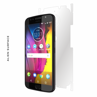 Motorola Moto G5S folie protectie Alien Surface