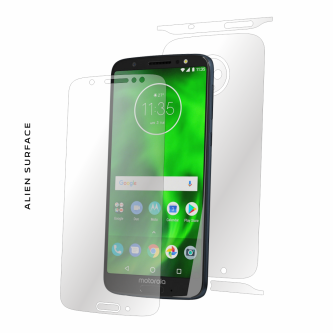 Motorola Moto G6 folie protectie Alien Surface