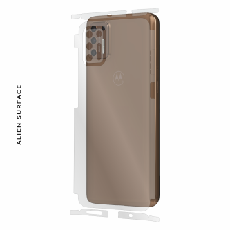 Motorola Moto G9 Plus folie protectie Alien Surface
