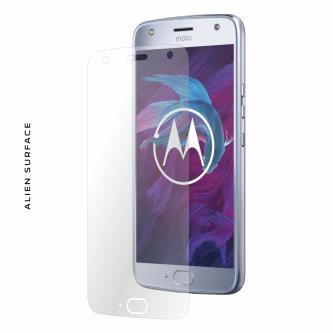 Motorola Moto X4 folie protectie Alien Surface