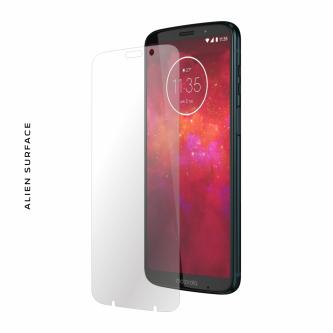 Motorola Moto Z3 Play folie protectie Alien Surface
