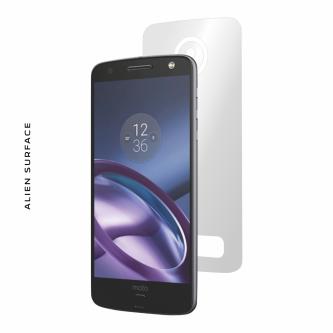 Motorola Moto Z Play folie protectie Alien Surface