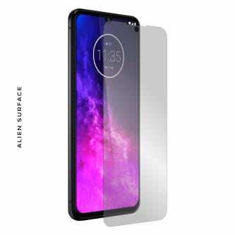 Motorola One Zoom folie protectie Alien Surface