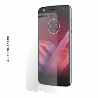 Motorola Moto Z2 Play folie protectie Alien Surface