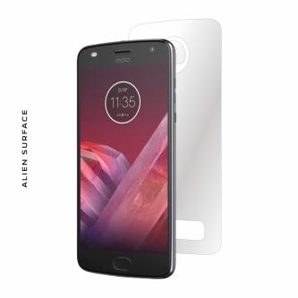 Motorola Moto Z Play (2nd Gen.) folie protectie Alien Surface