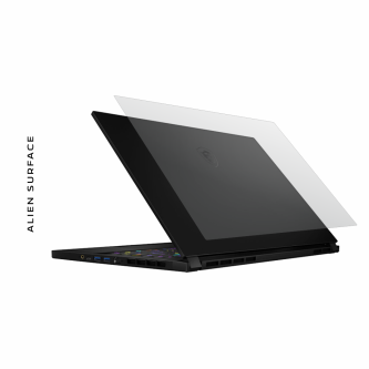 Folie protectie Alien Surface MSI Gaming 15.6 inch GS66 Stealth 10S