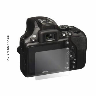 Nikon D3500 folie protectie Alien Surface