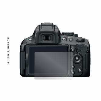 Nikon D5100 folie protectie Alien Surface