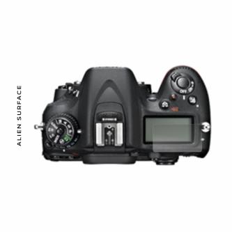 Nikon D7100 folie protectie Alien Surface