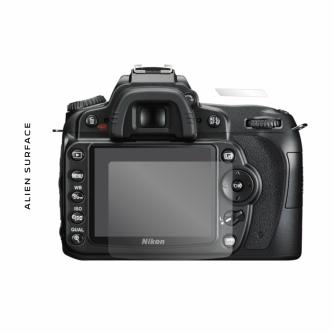 Nikon D90 folie protectie Alien Surface