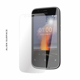 Nokia 1 (2018) folie protectie Alien Surface
