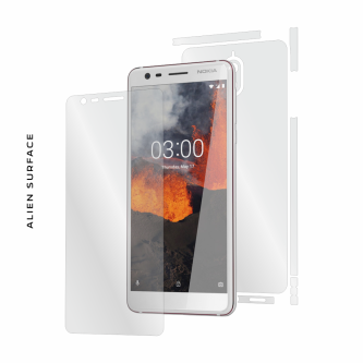 Nokia 3.1 (2018) folie protectie Alien Surface