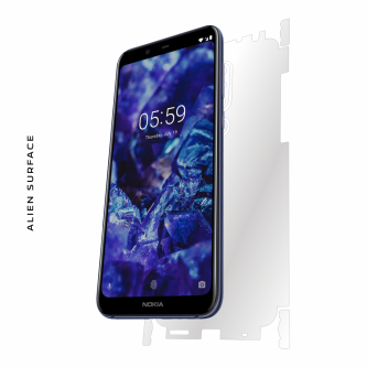 Nokia 5.1 Plus (2018) folie protectie Alien Surface