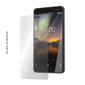 Nokia 6.1 (2018) folie protectie Alien Surface
