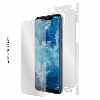 Nokia 8.1 (2019) folie protectie Alien Surface