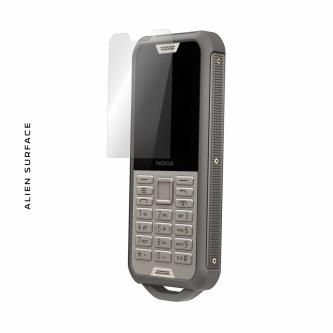 Nokia 800 Tough folie protectie Alien Surface