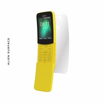 Nokia Banana folie protectie Alien Surface