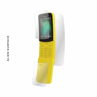 Nokia 8110 4G (2018) folie protectie Alien Surface