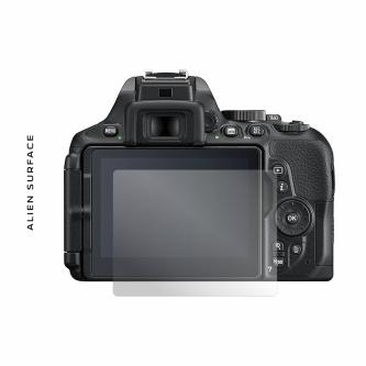 Nikon D5600 folie protectie Alien Surface