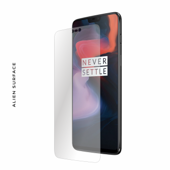 OnePlus 6 folie protectie Alien Surface