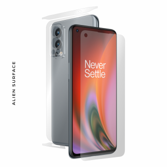 OnePlus Nord 2 5G folie protectie Alien Surface