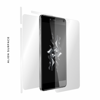 OnePlus X folie protectie Alien Surface