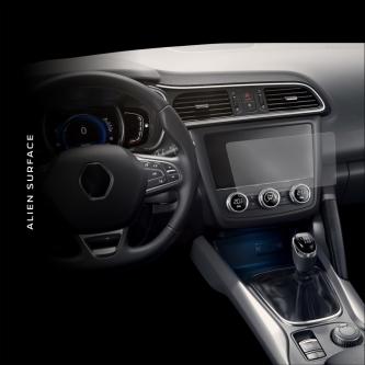 Renault Kadjar 2019 (Facelift 2019) folie protectie Alien Surface