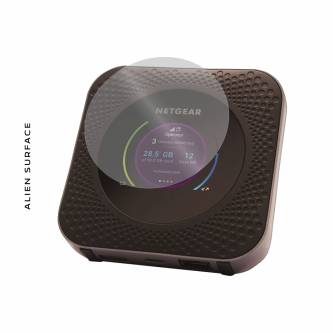 Router NetGear Nighthawk M1 (MR1100) folie protectie Alien Surface