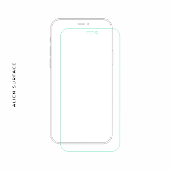 Samsung Galaxy S4 Active i9295 protectie Alien Surface