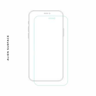 Samsung Galaxy A3 folie protectie Alien Surface