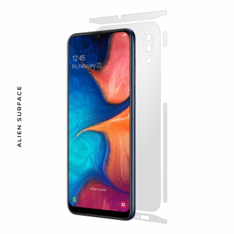 Samsung Galaxy A20 folie protectie Alien Surface