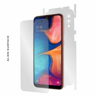 Samsung Galaxy A20e folie protectie Alien Surface