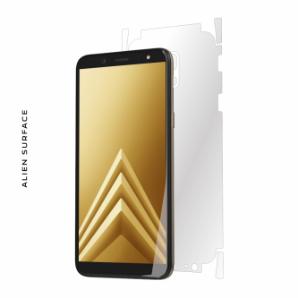 Samsung Galaxy A6 (2018) folie protectie Alien Surface