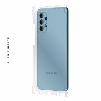 Samsung Galaxy A72 (A72 5G) folie protectie Alien Surface