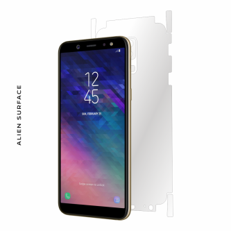 Samsung Galaxy A9 Star Lite folie protectie Alien Surface