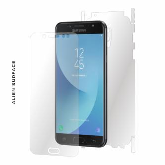 Samsung Galaxy C7 (2017) folie protectie Alien Surface