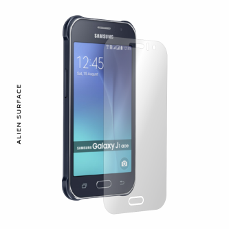 Samsung Galaxy J1 Ace folie protectie Alien Surface