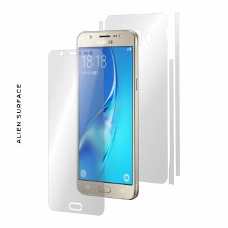 Samsung Galaxy J5 (2016) folie protectie Alien Surface
