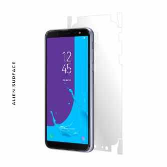 Samsung Galaxy J6 (2018) folie protectie Alien Surface