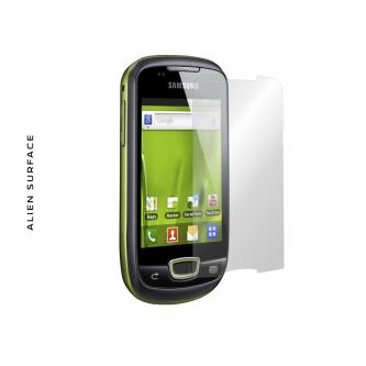 Samsung Galaxy Mini folie protectie Alien Surface