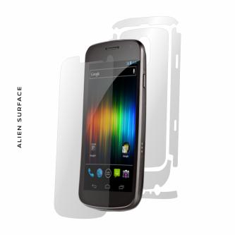 Samsung Galaxy Nexus folie protectie Alien Surface